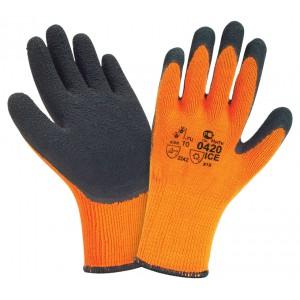 Перчатки acrylic 10G/latex foam 0420 ICE...