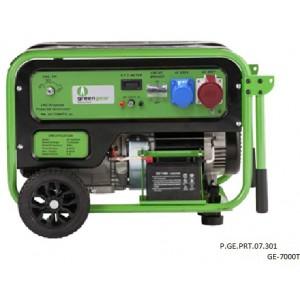 Газовый генератор GE-7000T GREENGEAR