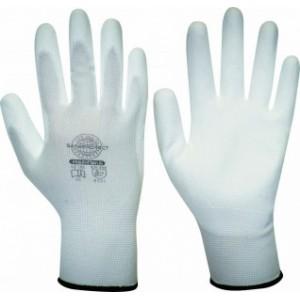 Перчатки нейлоновые 15 кл.Люкс (КО) р.L