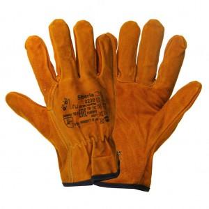 Перчатки спилковые 0220 Siberia (05-2009...